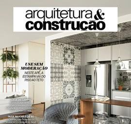 APRIL - 2016 - REVISTA ARQUITETURA & CONSTRUÇÃO