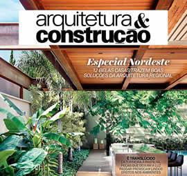 JANUARY - 2016 - REVISTA ARQUITETURA & CONSTRUÇÃO