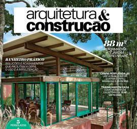 FEVEREIRO - 2016 - REVISTA ARQUITETURA & CONSTRUÇÃO